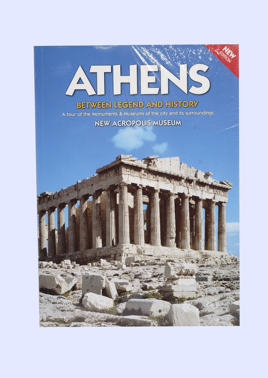Athens, between legend and history book