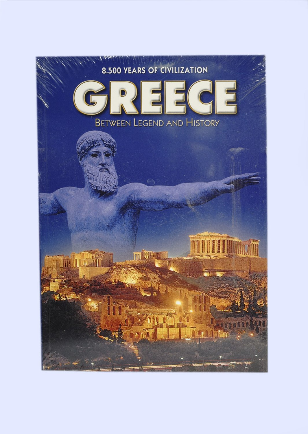 Greece, between legend and history book