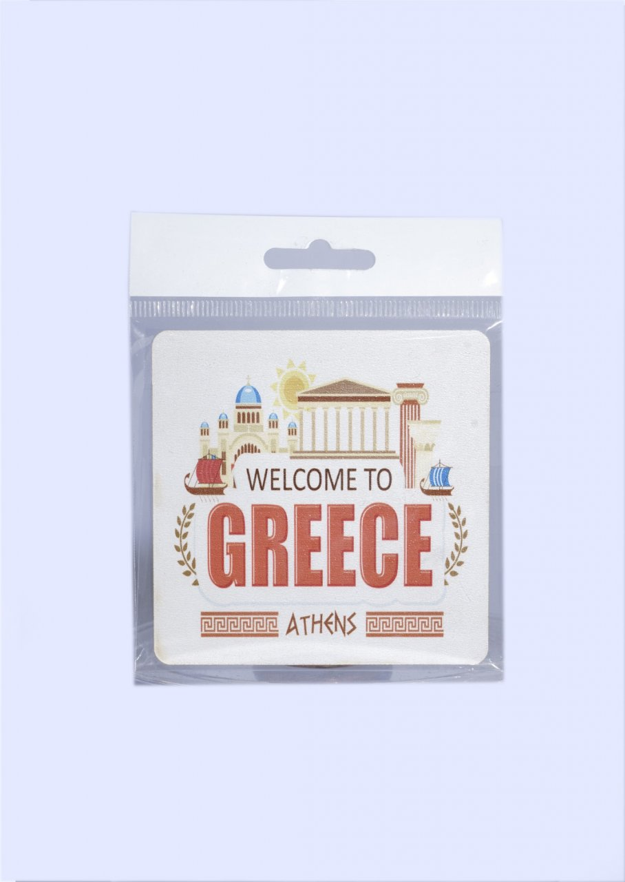 Welcome to Greece Coaster