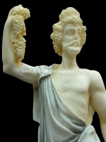 Dionysus Greek Alabaster Statue Alabaster Statues