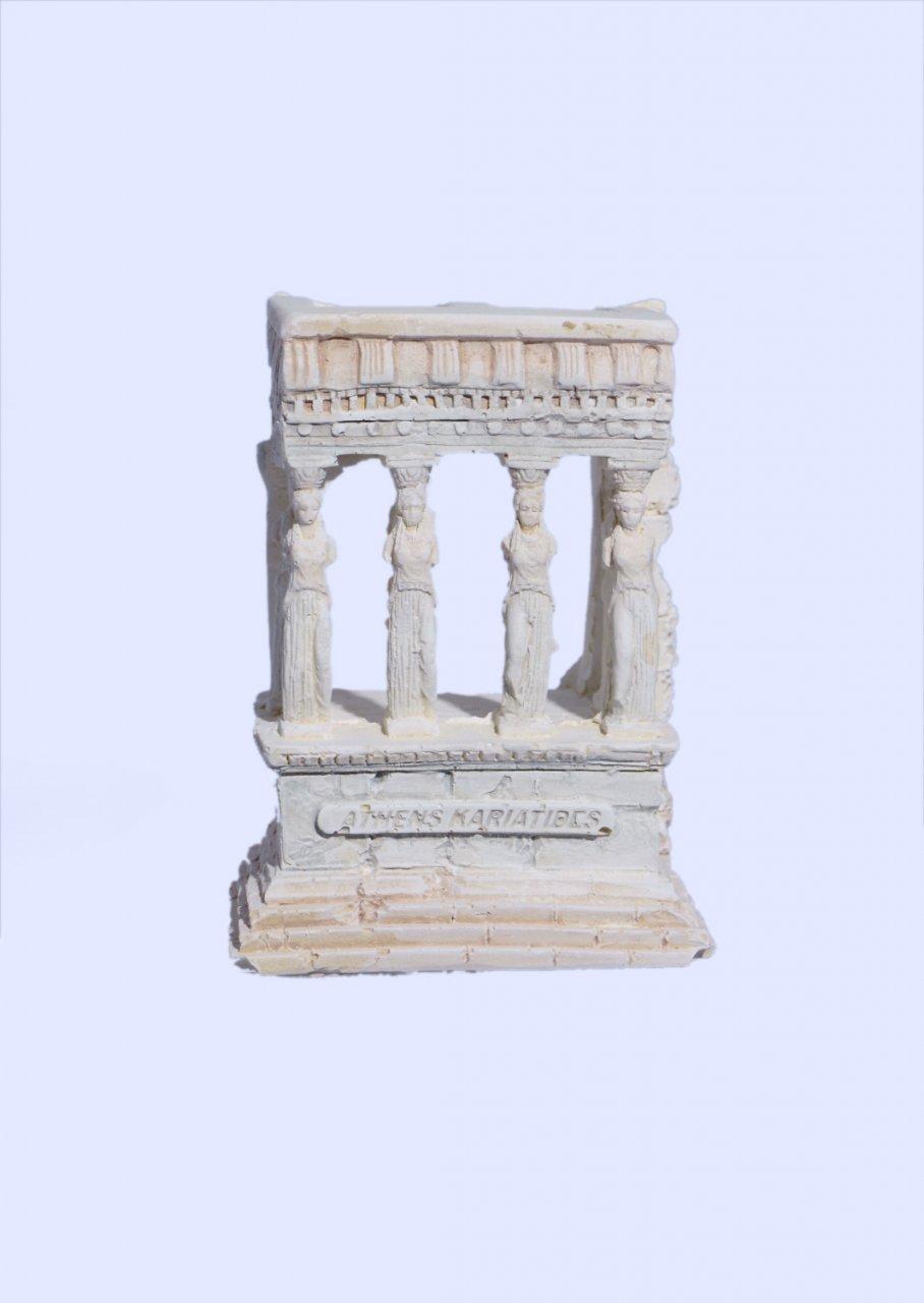 Erechtheion (Erechtheum) small plaster statue