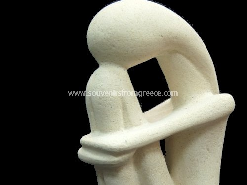 Female figure greek cycladic art statue Greek statues Cycladic art statues