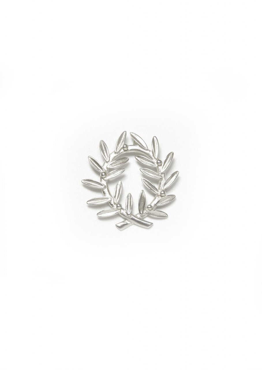 Olive Wreath - Kotinos greek silver pendant