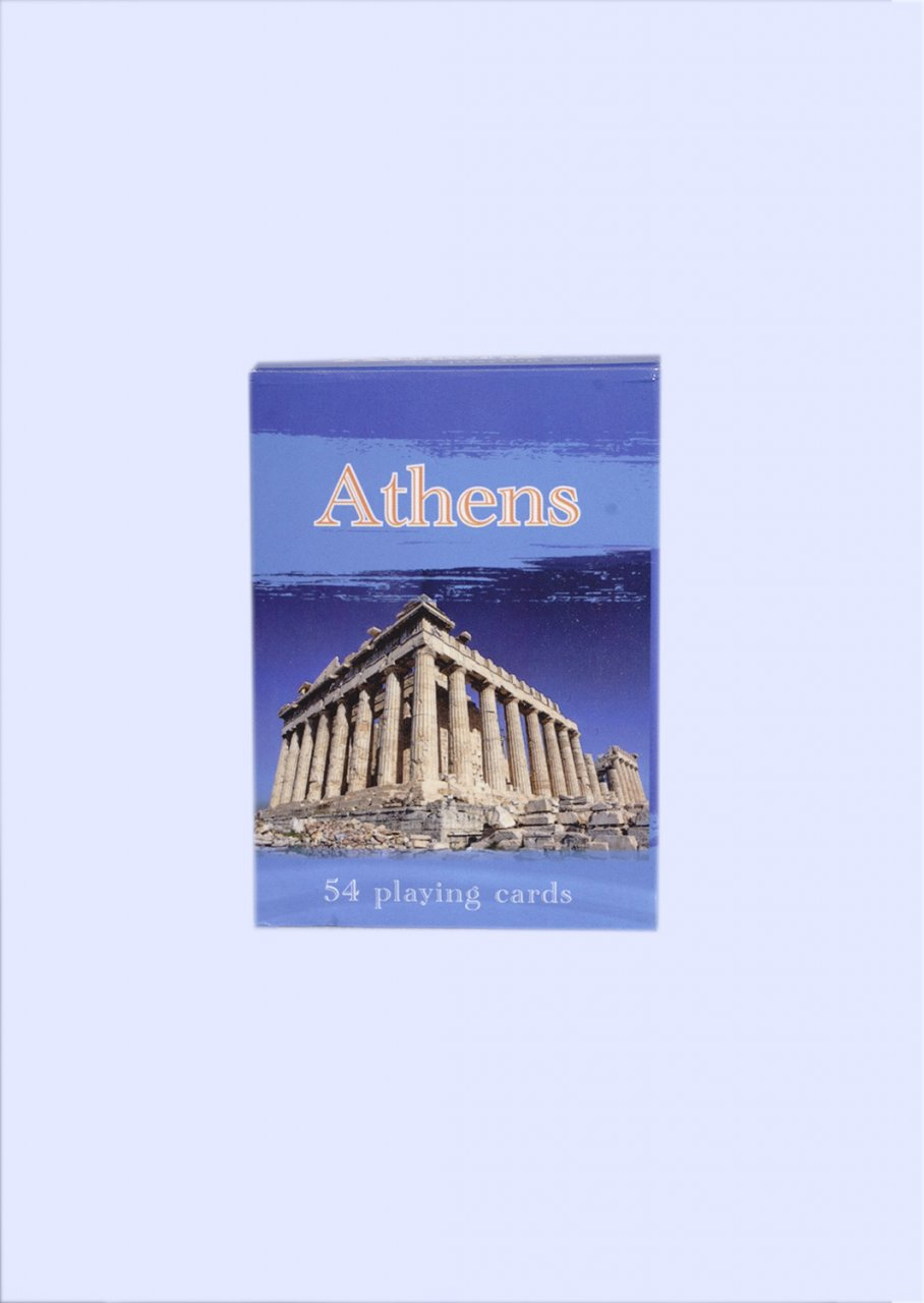 Athens Playing Cards