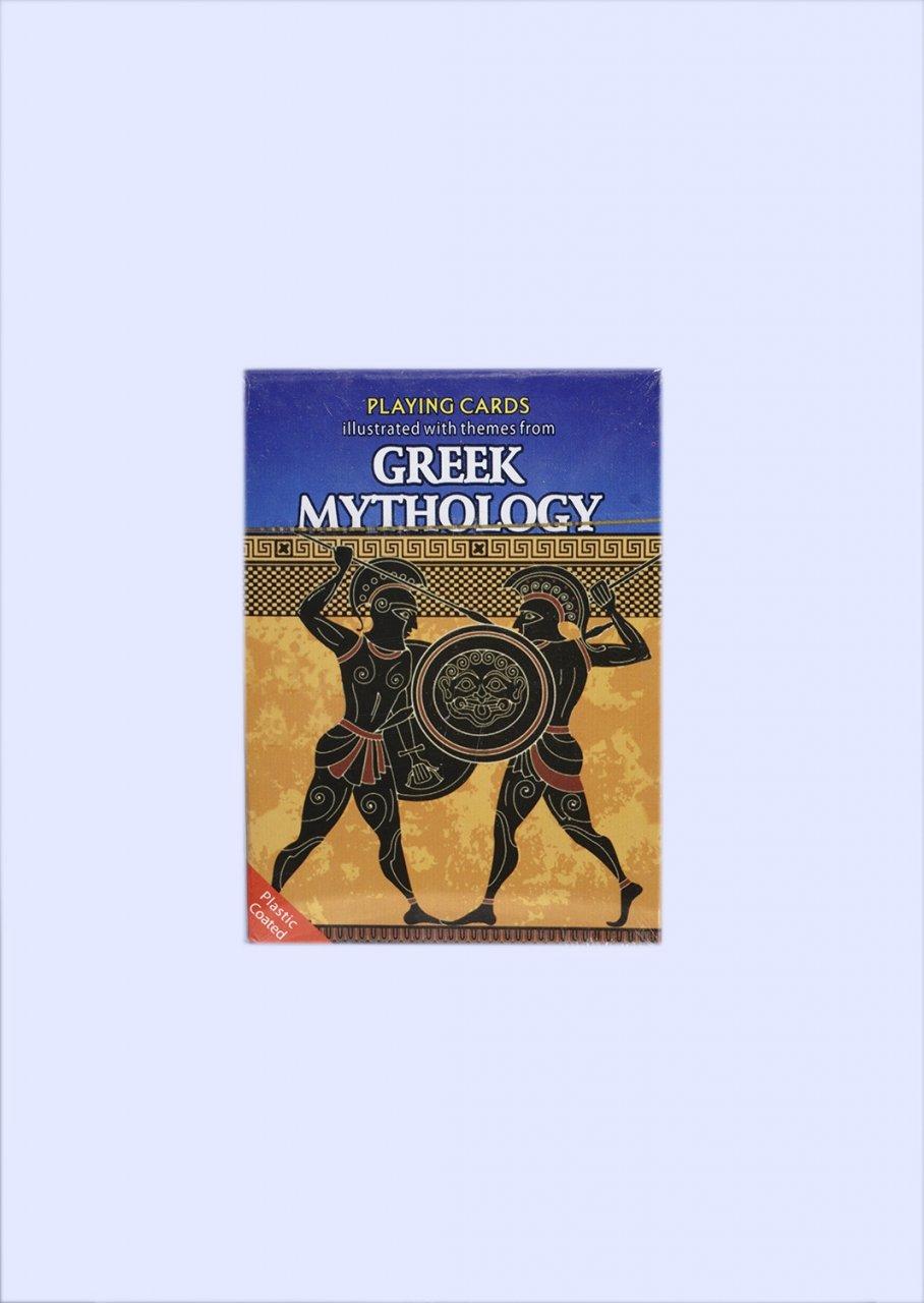 Greek Mythology Playing Cards (No.1)