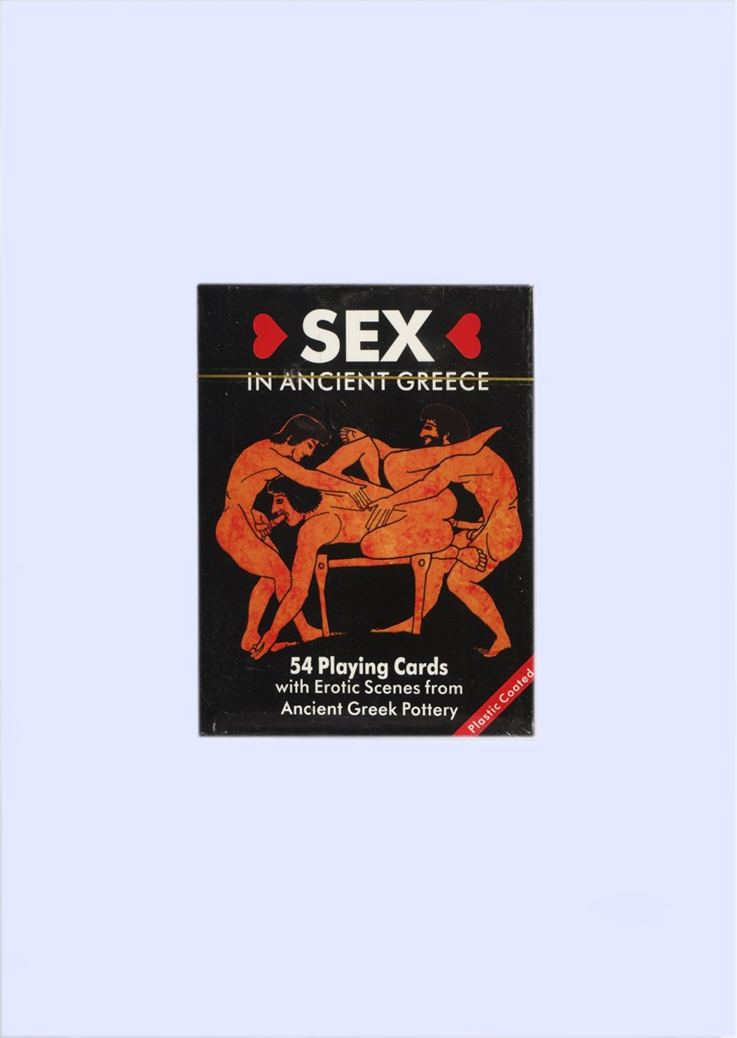 Greek Lovers Playing Cards (No.1)