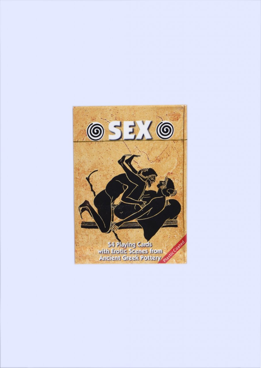 Greek Lovers Playing Cards (No.2)