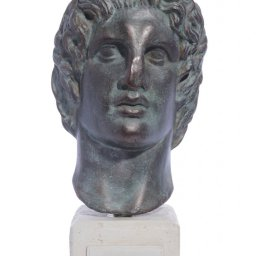 Plaster bust of Alexander the Great 1