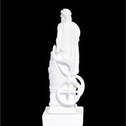 Ares greek alabaster statue 3