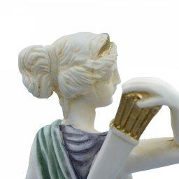 Artemis, goddess of the hunt, greek alabaster statue of Leoharis  4