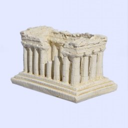 Parthenon of Acropolis medium plaster statue 2