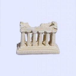 Parthenon of Acropolis small plaster statue 2