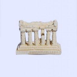 Parthenon of Acropolis small plaster statue 1