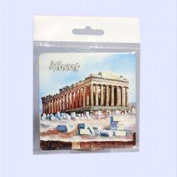 Athens Coaster with Parthenon of Acropolis No.1 1