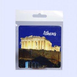 Athens Coaster with Parthenon of Acropolis No.3 1