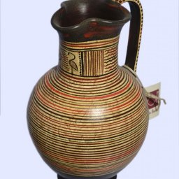 Handmade Minoan jug  2