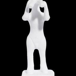 The Pipe Player greek cycladic art replica statue  1