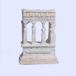 Erechtheion (Erechtheum) small plaster statue 1