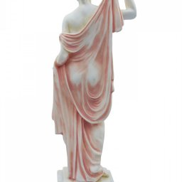 Hera, queen of gods and goddess of women and family, alabaster statue 2