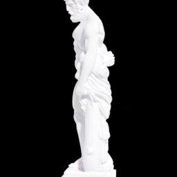 Hercules greek alabaster statue 2
