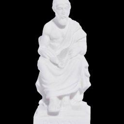 Plato greek alabaster statue 1