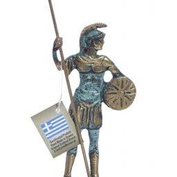 Bronze statue of a Macedonian Warrior  1
