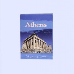Athens Playing Cards 1