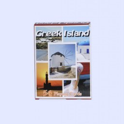 Greek Islands Playing Cards 1