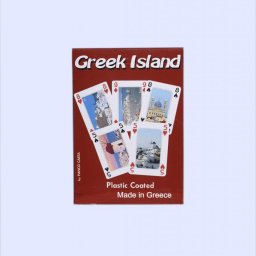 Greek Islands Playing Cards 2