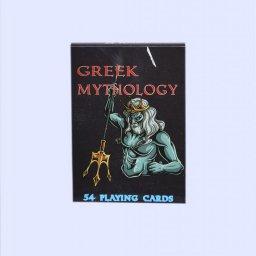 Greek Mythology Playing Cards (No.2) 1