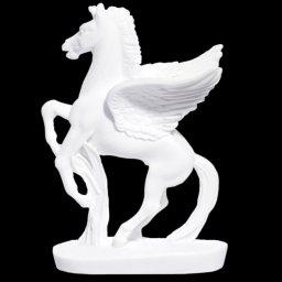 Pegasus greek alabaster statue 1