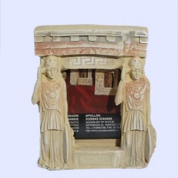 Greek picture frame with Athena goddess of wisdom 1