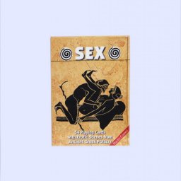 Greek Lovers Playing Cards (No.2) 1