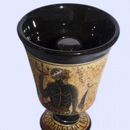 Pythagoras Ceramic Cup with Poseidon 2