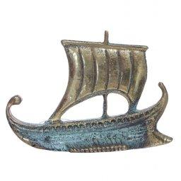 Argo Ship greek bronze statue 1