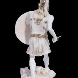 Warrior greek alabaster statue 3