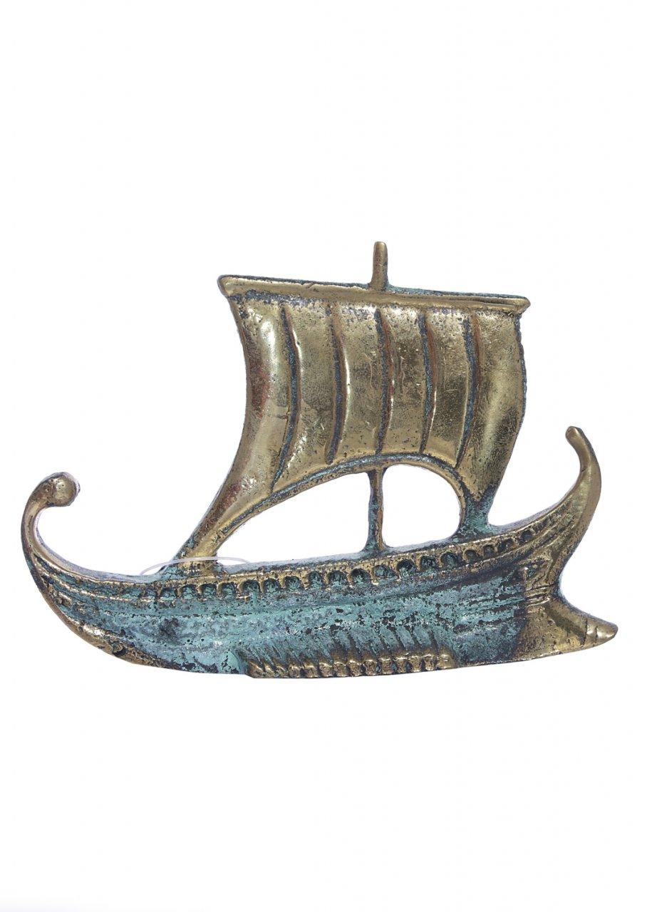 Argo Ship greek bronze statue